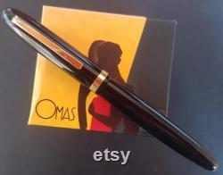 1940's Omas Extra Ogive- fantastic writer