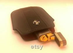 Accendino Must Cartier Lighter trinity gold silver mobile pocket black Ferrari