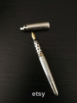 Cartier Panthere 3 Ors fountain pen