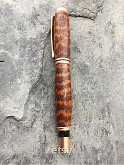 Copper Navigator Fountain pen