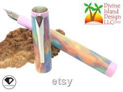Custom Fountain Unicorn Poop by Divine Island Design
