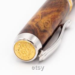 Desert Ironwood Fountain Pen