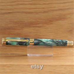 Emerald City Fountain Pen