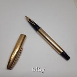 Lot of 3 fountain pen Sheaffer Usa 14k,Parker Fountain Pen 14K,Waterman Gold Nib Office,SheafferLuxury Pen,waterman Pen Gift,Old Used Parker