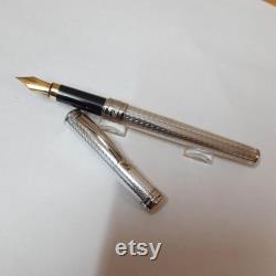 Marlen Sterling Silver 925 Fountain Pen
