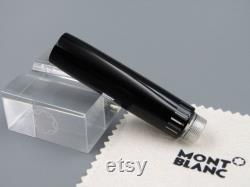MontBlanc Ricambio Penna Stilografica Fountain Pen Meisterstuck N. 149 Bar Barrel Part Mont Blanc With Black Resin New Replacement