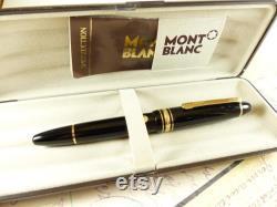 Montblanc Meisterstuck 146 Fountain pen 1980s