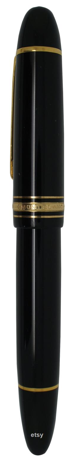 Montblanc Meisterstuck No 149 Fountain Pen 14C Gold Germany 585 4810