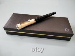 Montblanc pen Greta Garbo Special Edition Fountain Pen Barrel with Pearl