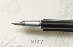 PARKER fountain pen M nib cartridge filler