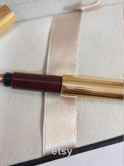Parker 88 Place Vendome Gold Plated Fine Nib Fountain Pen