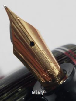 Parker Vacumatic Shadow Wave Fountain Pen 1939