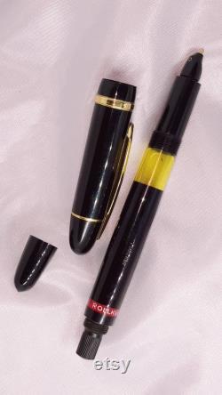 Rotring Rollkuli Rollerball type Fountain Pen