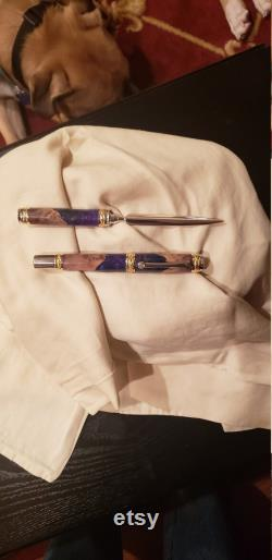 The Majestic Pen and Letter Opener Set